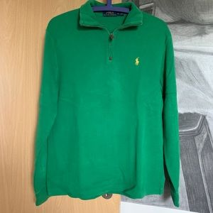 Men's Polo Sweater Size S